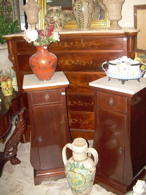 Antichit e restauro mobili e antiquariato messina for Mobili antichi