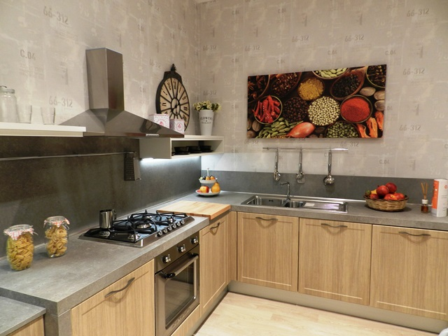Cucine Costo. Gallery Of Cucina Scavolini Sax Scontato Del With ...