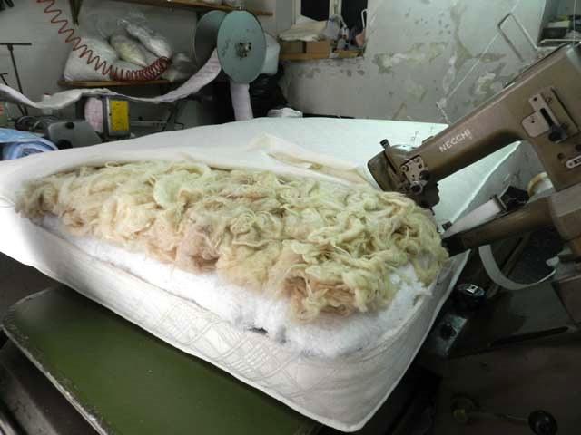 Fabbrica Materassi In Lattice.Fabbrica Materassi Crupi Messina