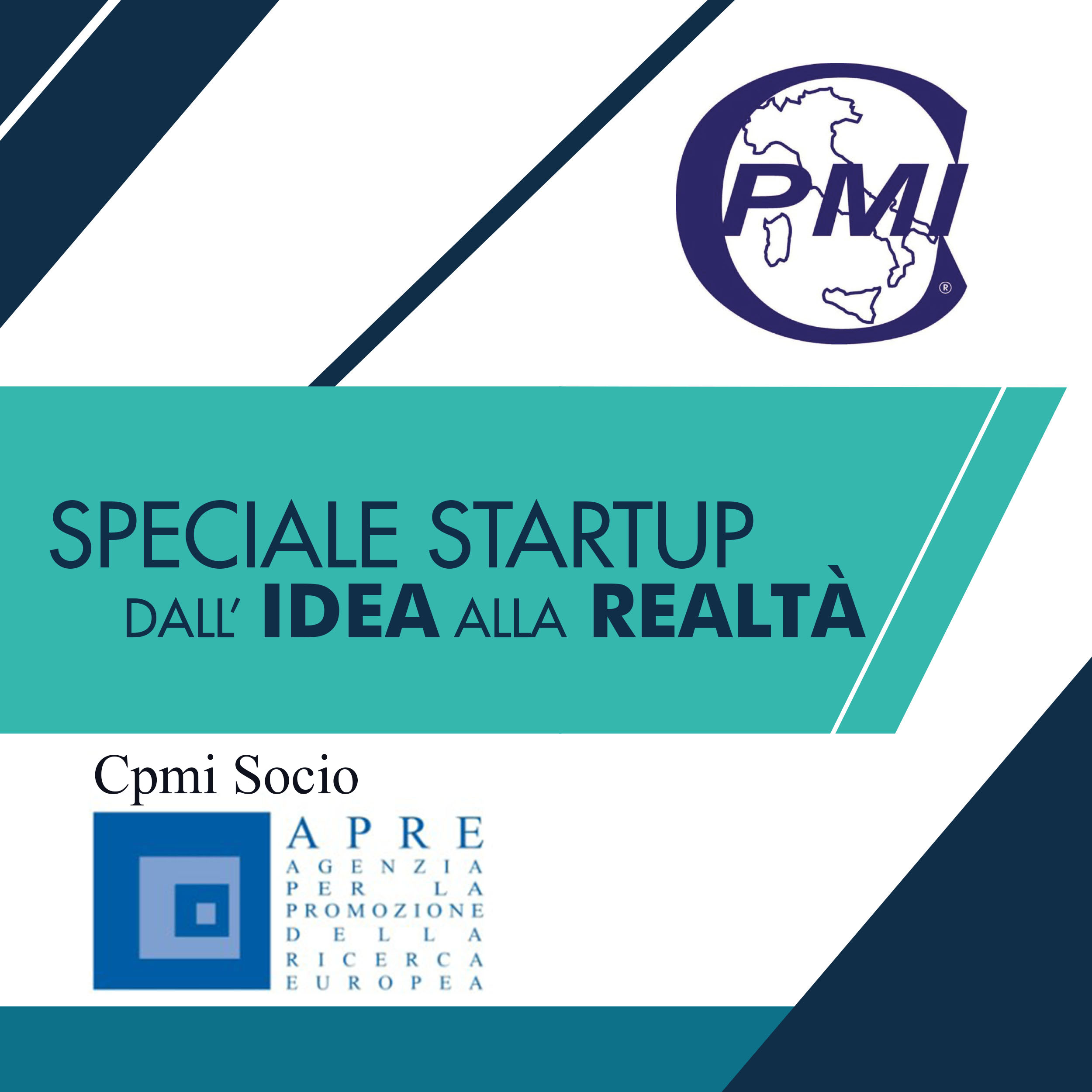 Innovatives italienisches Startup