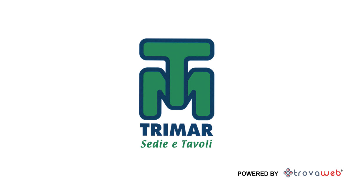 Fabbrica Sedie E Tavoli.Produzione Sedie E Tavoli Trimar Alessandria