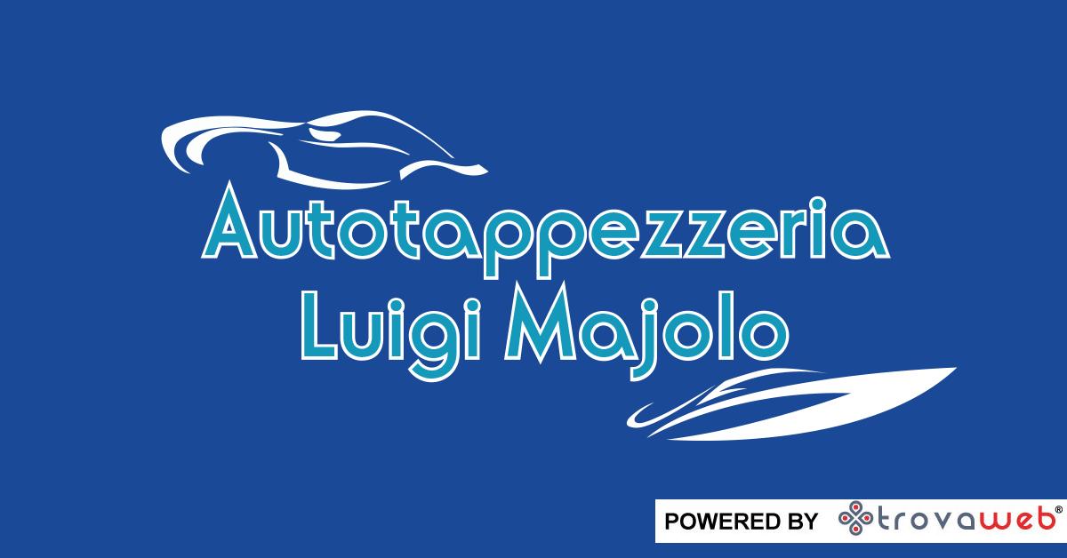 Обивка автомобиля Nautici Majolo