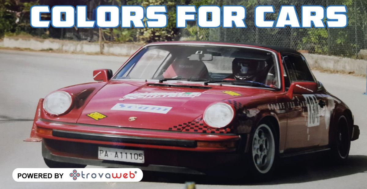 Colori Vernici Auto : Colori carrozzeria auto moto u201ccolors for carsu201d palermo