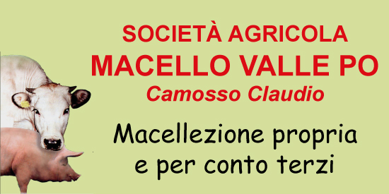 Agricultural Society Macello Valley Po