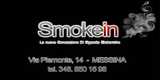 Rauchen Sie herein