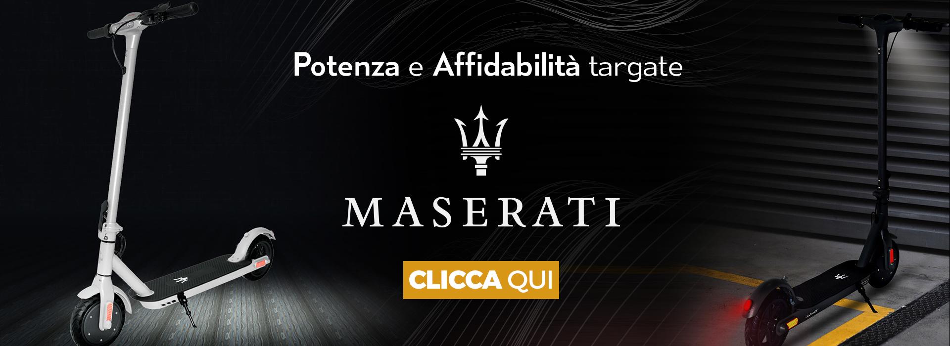 Maserati Roller