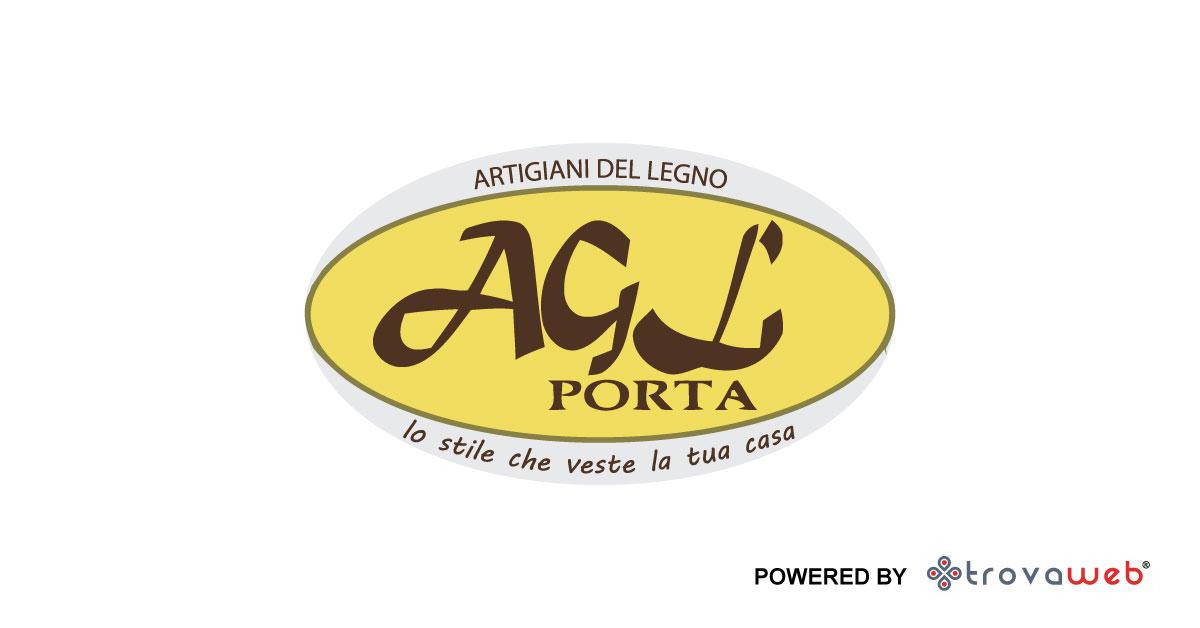 உள்துறை கதவுகள் இருந்து AGL - ரெஜியோ கெல்யாப்ரிய