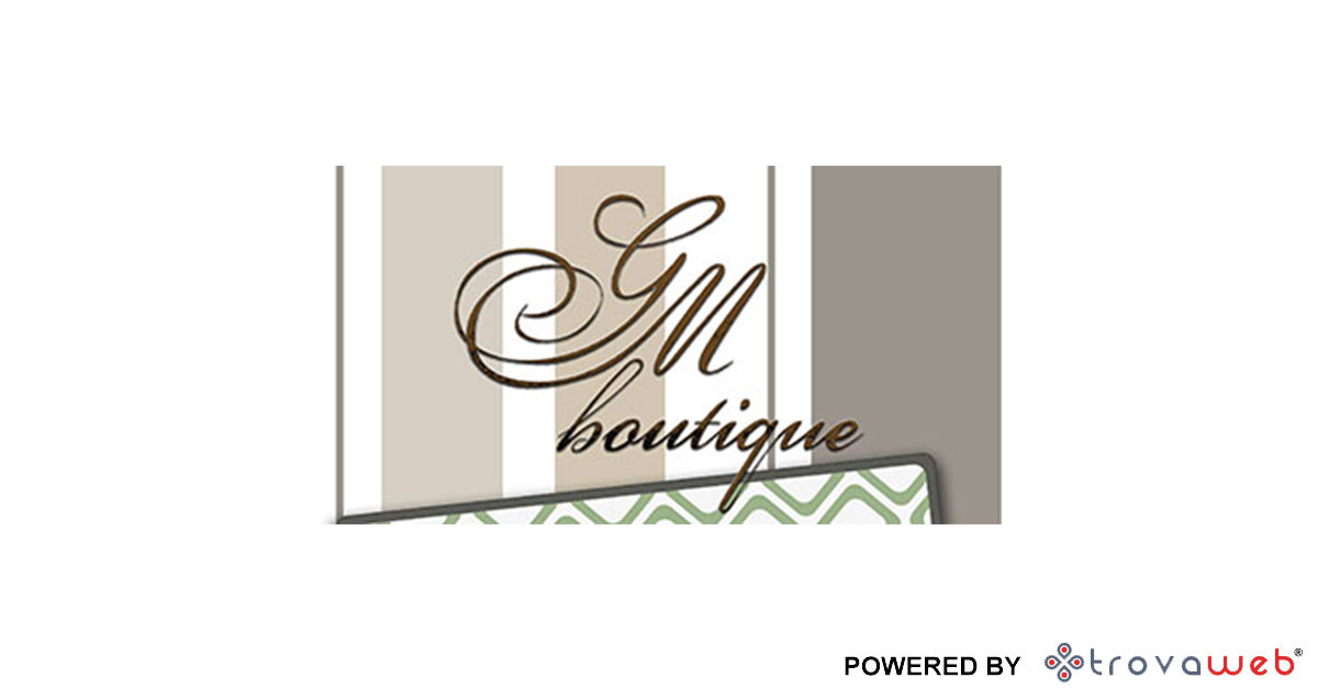 Vêtements Boutique des femmes Gm - Caltanissetta