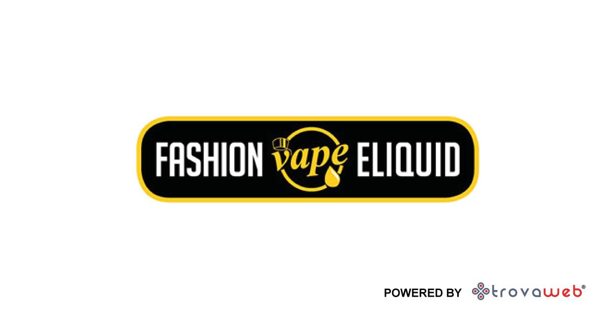 Affiliazione Aromi Liquidi e Basi Fashion Vape E-liquid - Palermo