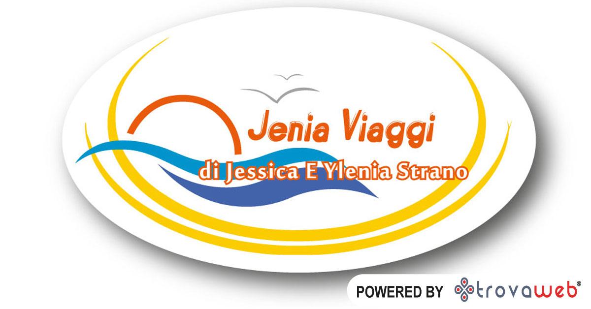 Travel Agency Ticket Travel Jenia - Catania