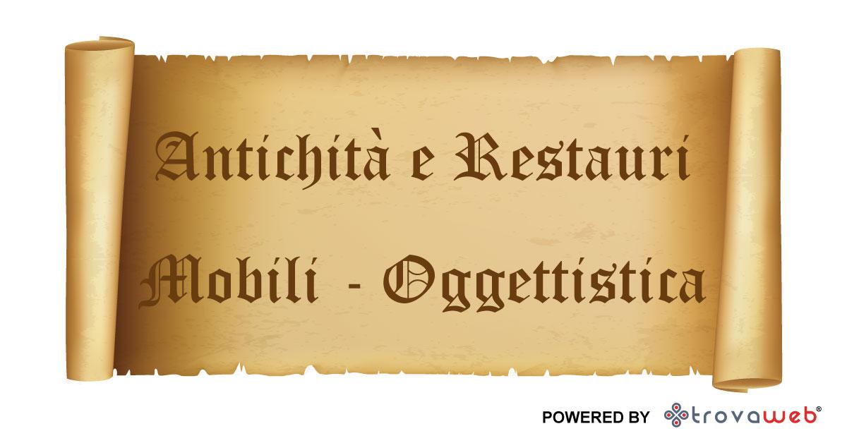 Antichità e Restauro - Mobili - Antiquariato - Oggettistica Messina
