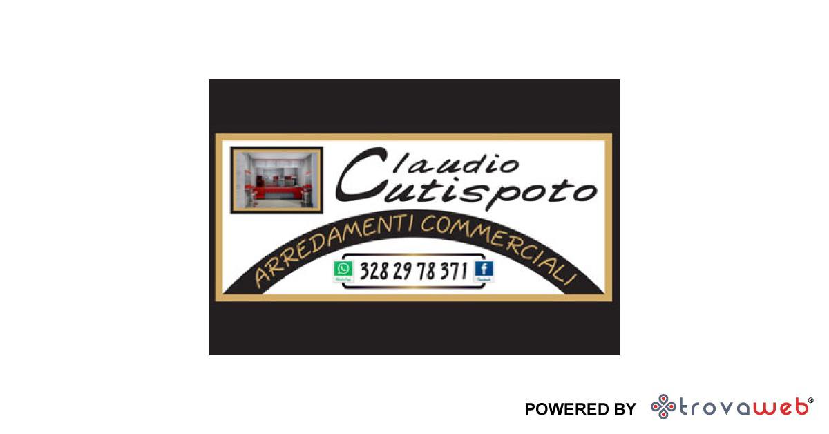 Arredamenti Commerciali Claudio Cutispoto - Messina