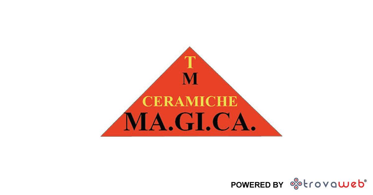 Céramique et Meubles de Bain  MAGICA - Palermo