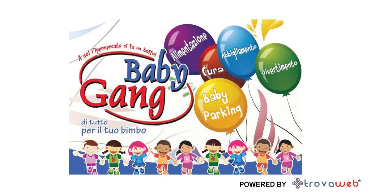 Articoli per Bambini Sanitaria Baby Gang - Catania
