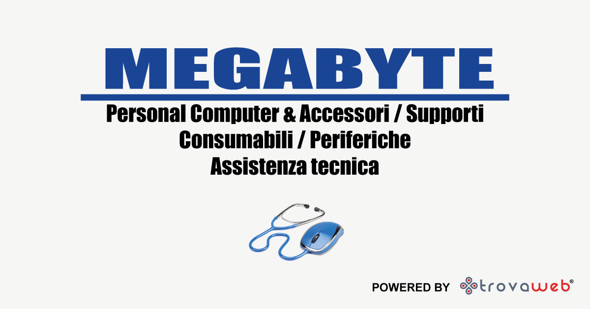 Computer Assistance Megabyte - Palermo
