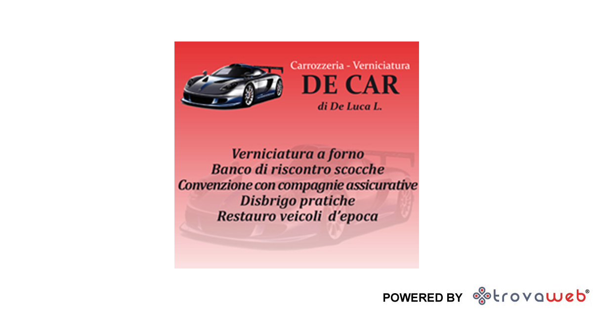Autocarrozzeria De Car - Messina