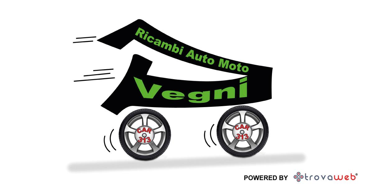 汽车备件和配件Multimarca Vegni  - 热那亚