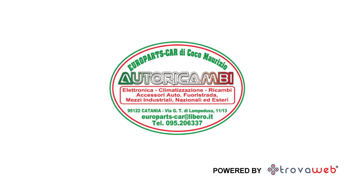 Autoricambi Europarts-Car - Catania