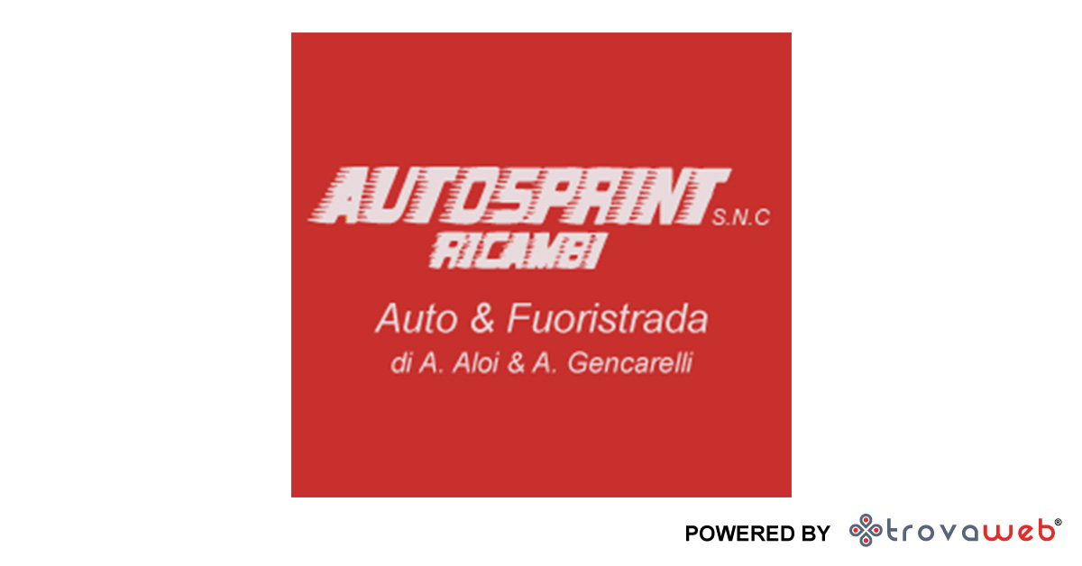 Autosprint autopartes y Off Road - Rometta Marea