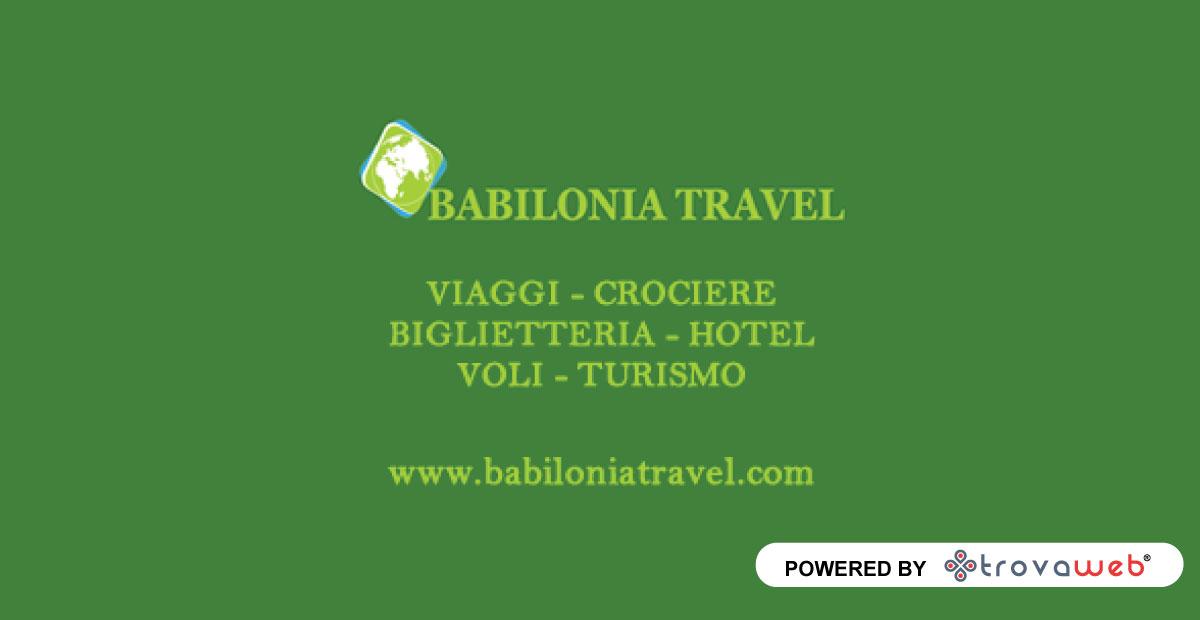 Babilonia Travel - Agenzia Viaggi Barcellona