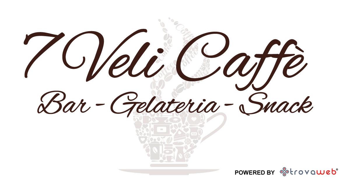 Bar Gelateria 7 Veli Caffè - Messina