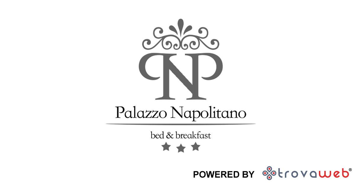 B & B வரலாற்று வதிவிடம் Palazzo Napolitano - Palermo