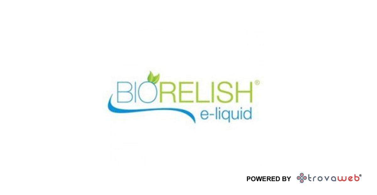Biorelish - Liquides pour les cigarettes électroniques