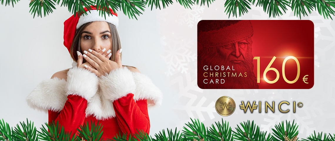 Special Christmas Card Winci
