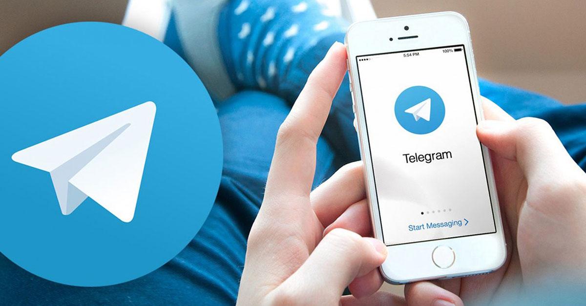 Telegram entre las 10 aplicaciones más descargadas