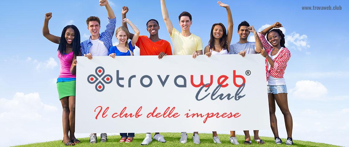 È arrivato TrovaWeb Club: nasce lo Sharing delle imprese