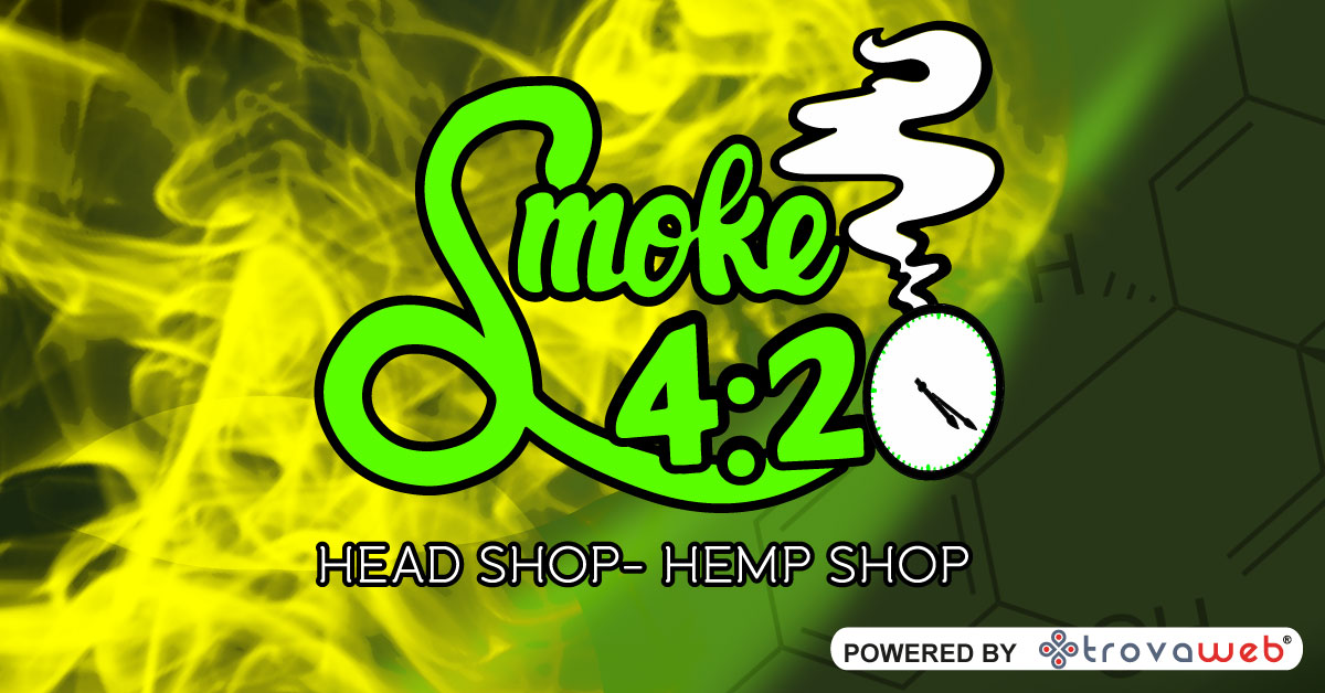 Canapa Legale Grow Shop Smoke 4:20 - Messina
