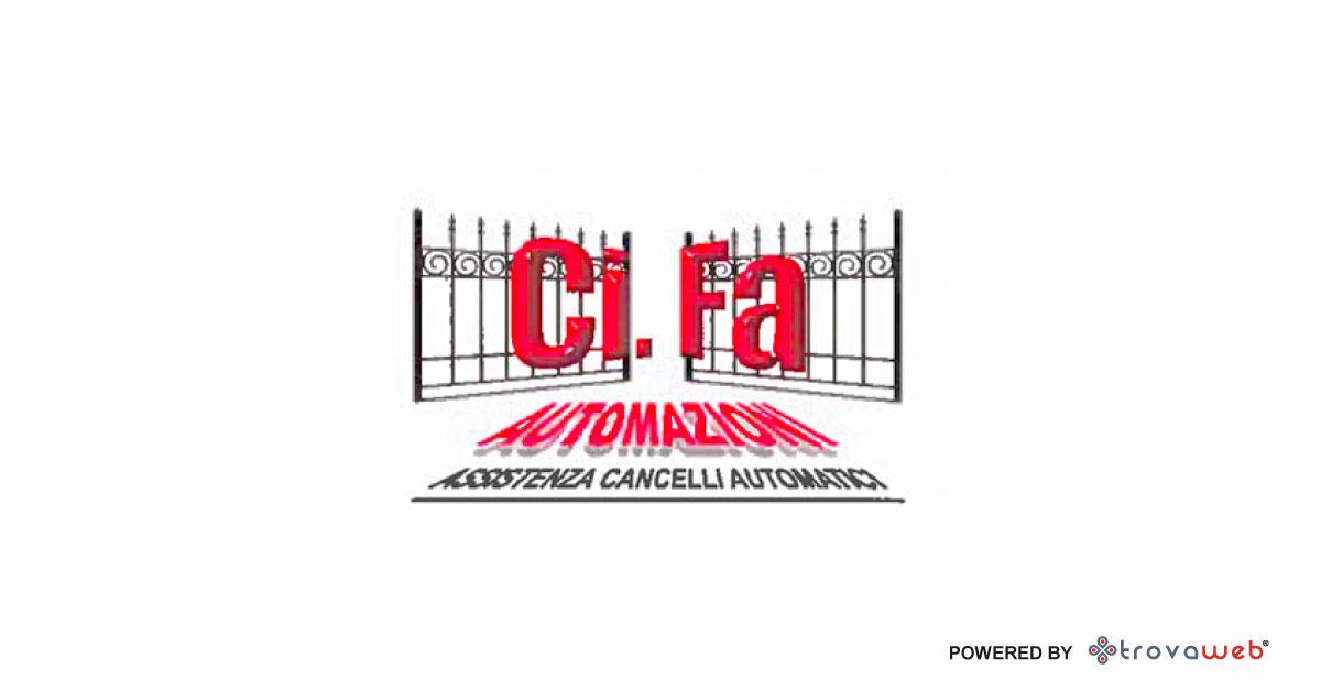 Portes Automatiques Ci.Fa. Automazioni - Catania