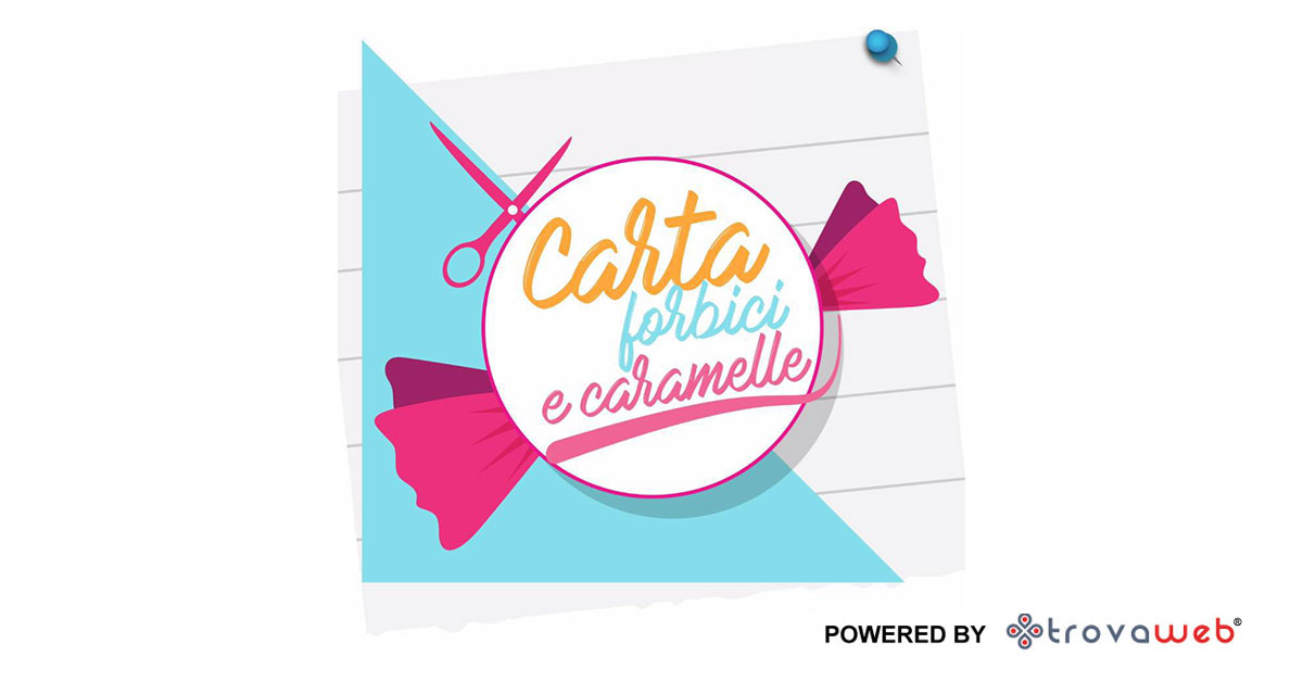 Cartoleria Carta Forbici e Caramelle - Palermo