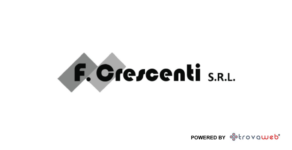 Zunehmende - Bodenkeramik - Messina