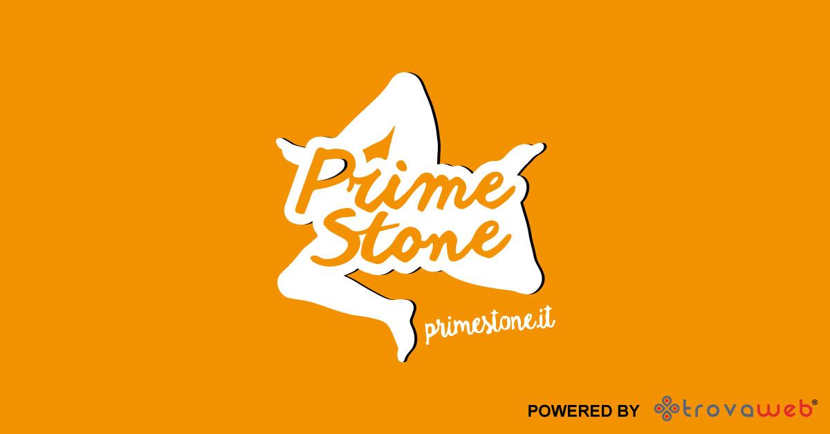 Kiosque Prime Stone Bar - échelle de Zanclea