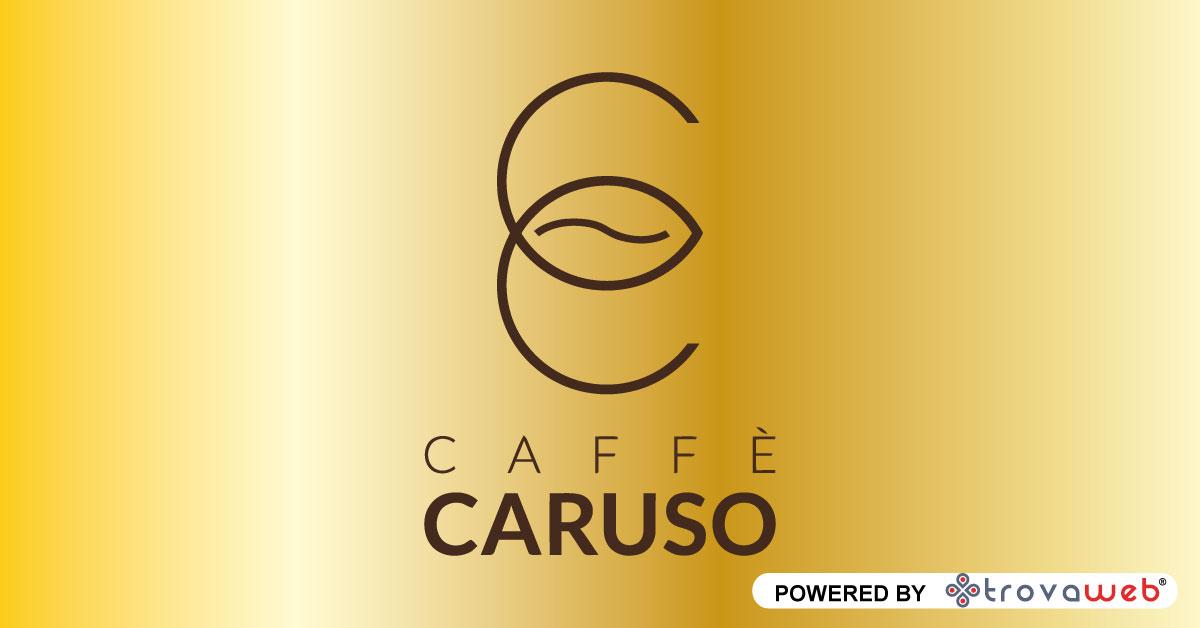 Cafeteras y Gofres de Café Caruso - Catania