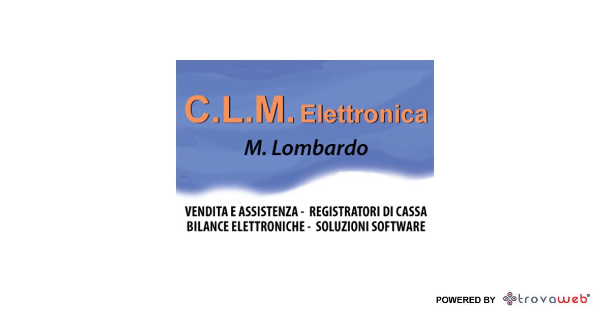 CLM - Registratori di Cassa e Bilance - Messina