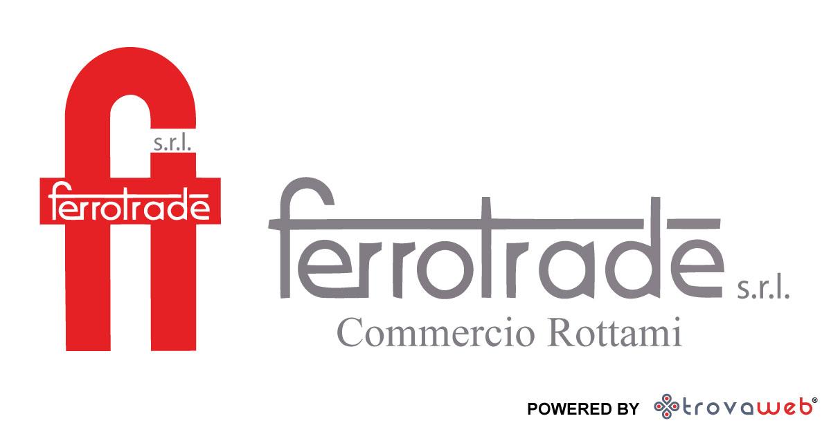 Noleggio e Trasporto Cassoni Scarrabili Ferrotrade - Genova