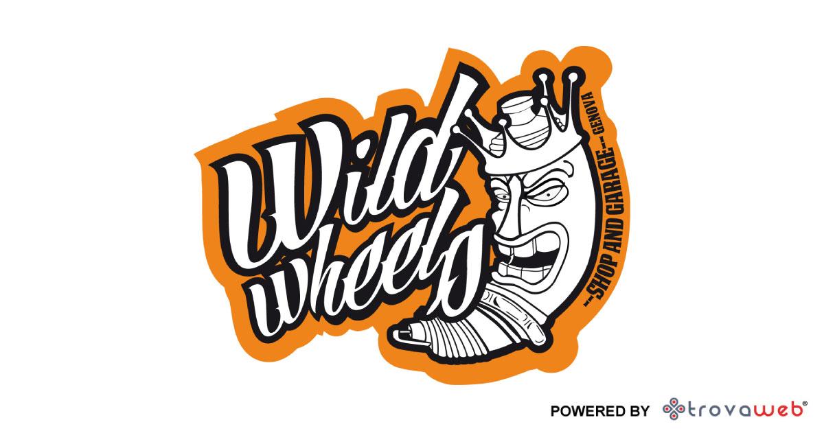 Motorradbekleidung Wild Wheels - Genua