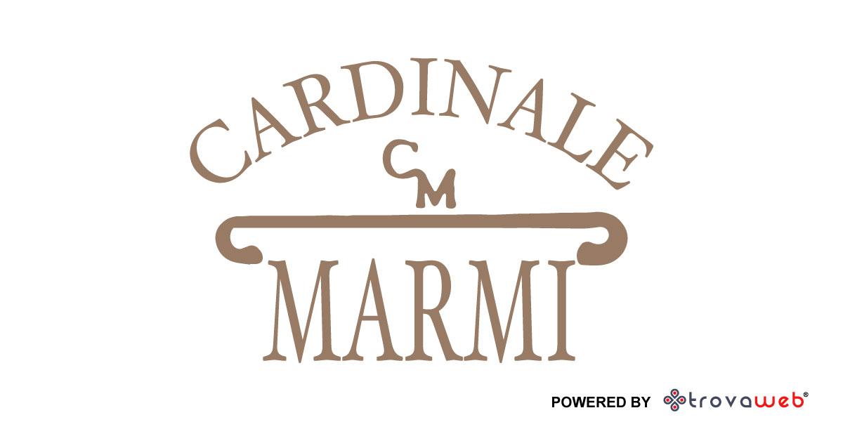 Manejo de las prácticas del Cardenal Marmi y de las obras del cementerio.