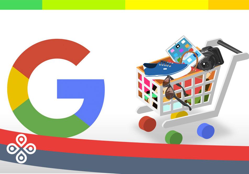 Kunden kaufen bei Google