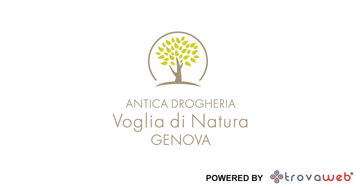 Grocery Store and PGI Products Want to Nature - Genoa
