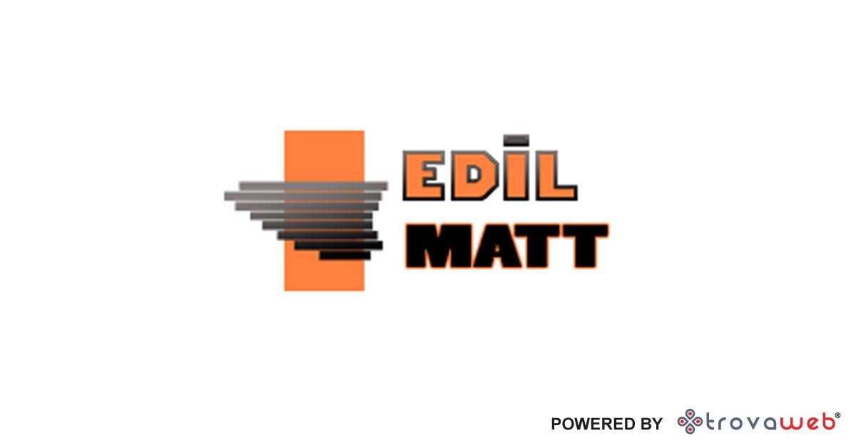 EDILMATT Türen - Treppen - Spiele Messina