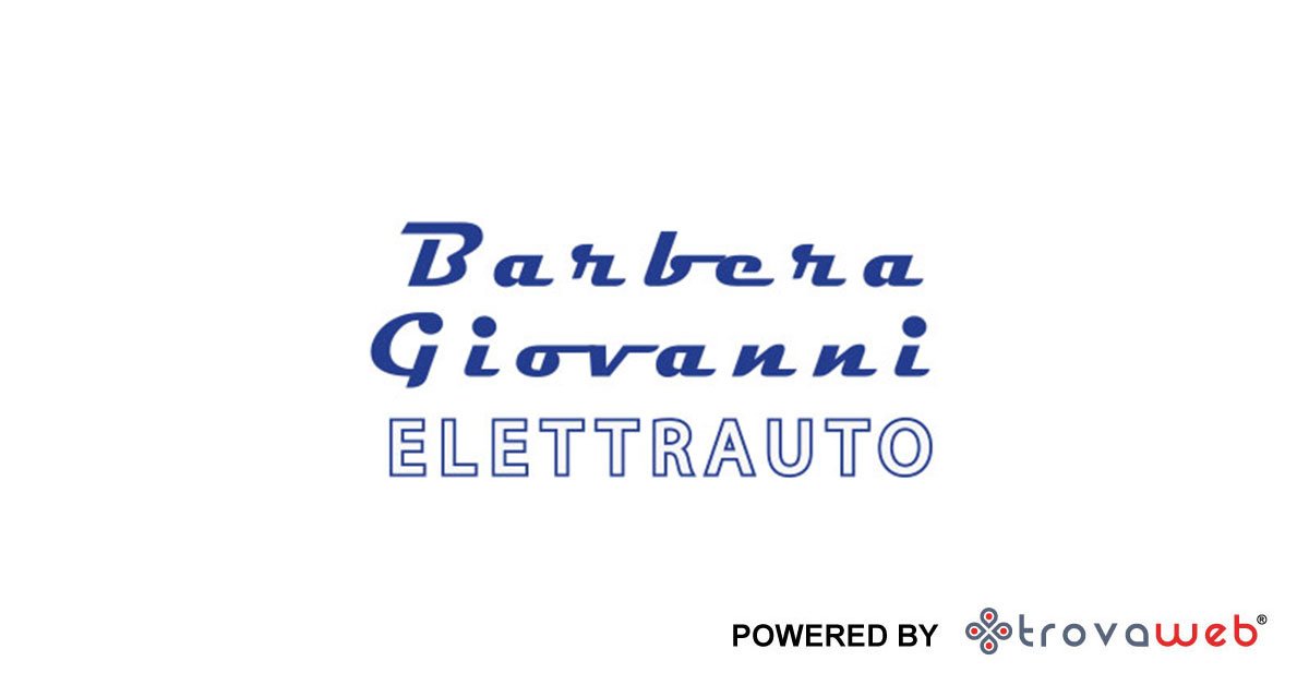 Elettrauto Barbera - Messina