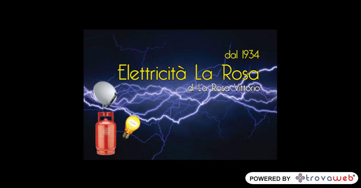 Elettricità La Rosa - Messina