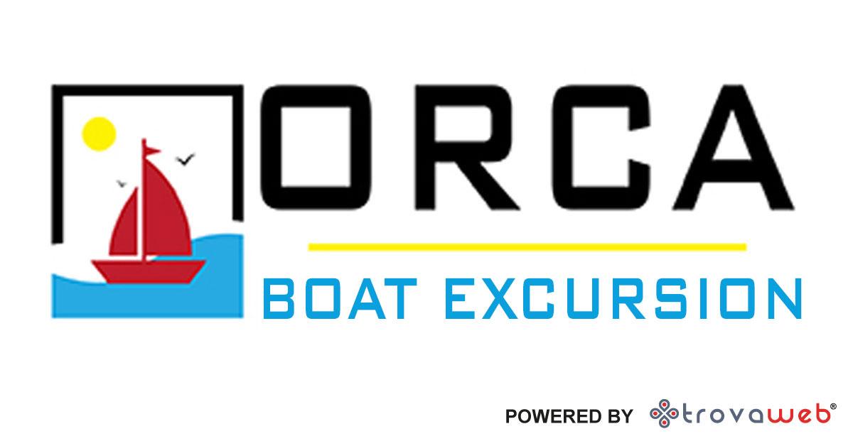 Ausflüge mit dem Boot Orca - Taormina