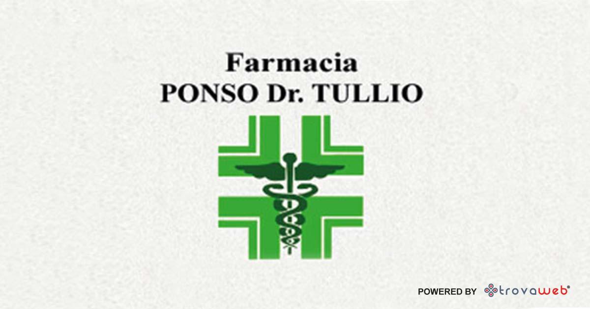Ponso பார்மசி - Cervasca - குனேோ