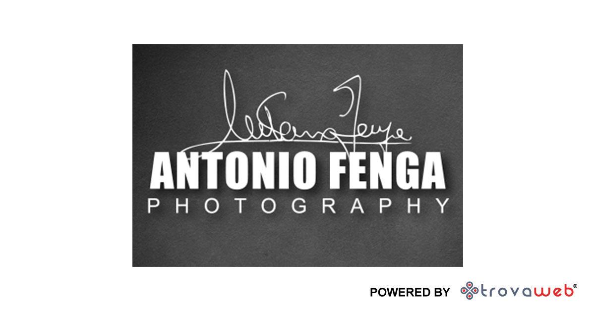 El fotógrafo Antonio Fenga - Messina
