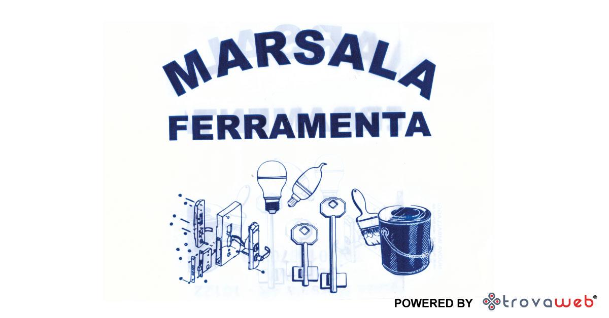 Hardware y colores Marsala - Génova