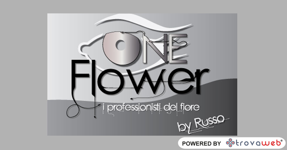 One Flower by Russo - Messina